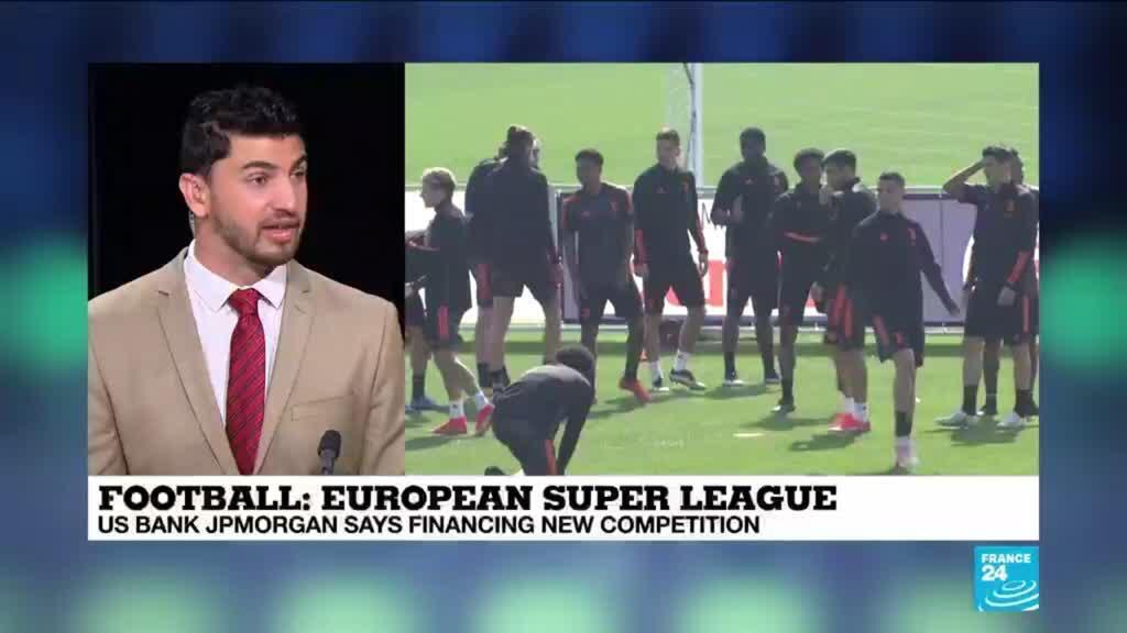 2021-04-19 14:13 Football: Top European clubs announce breakaway Super League