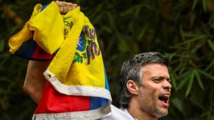 El opositor venezolano Leopoldo López hace parte de los líderes reconocidos por el Parlamento Europeo con el premio Sárajov a la libertad de conciencia.