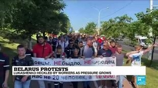 2020-08-17 15:01 Lukashenko remains defiant as protests mount