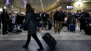 Las autoridades estadounidenses esperan la movilización de 50 millones de estadounidenses para las festividades de Acción de Gracias.