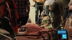 en foco - Covid-19 India oxígeno
