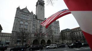 Le Trump International Hotel se situe à 20 minutes de marche du Capitol à Washington