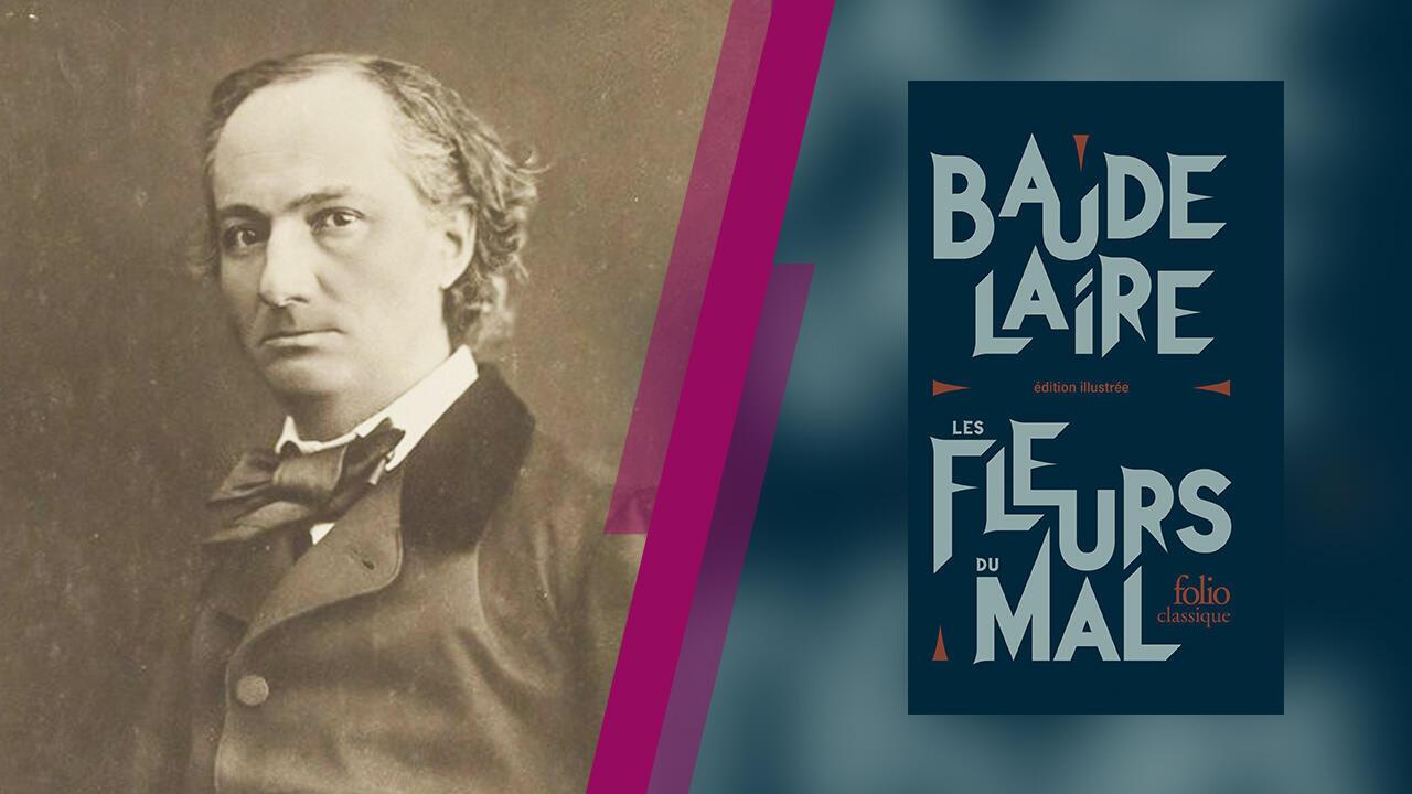 France24-Baudelaire-Fleurs-du-Mal-Bicentenaire-2021