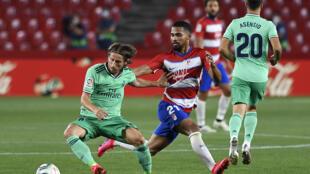 Le Real Madrid de Luka Modric et Marco Asensio reste sur une victoire précieuse sur le terrain de Grenade, le 13 juillet 2020