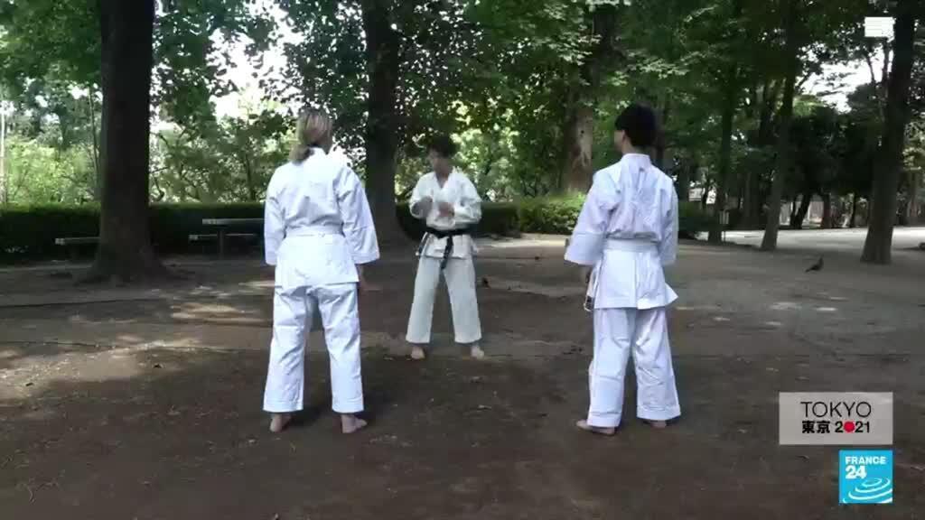2021-08-05 16:16 Tokyo 2021 : le karaté, un sport ou une tradition ?