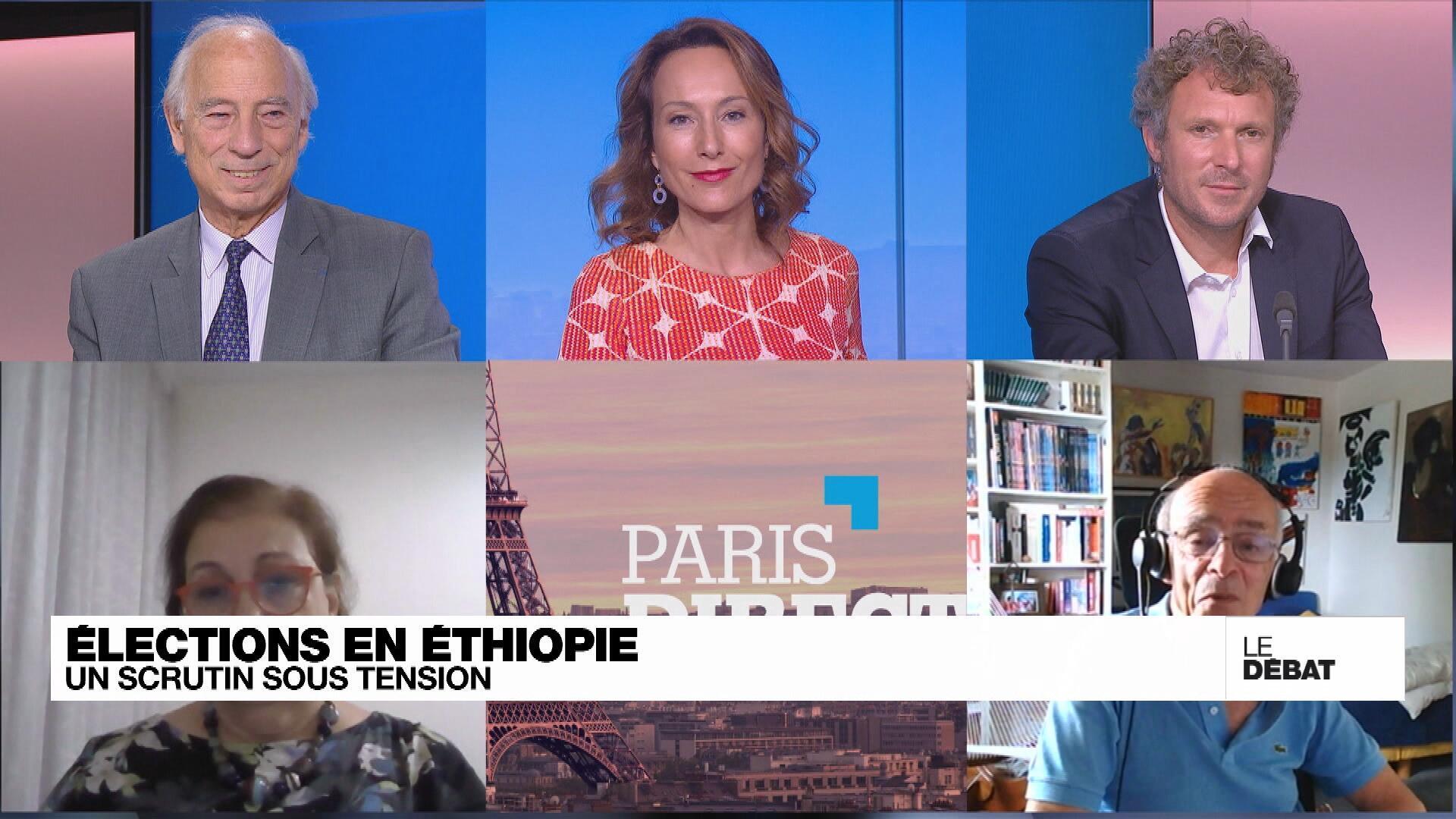 Le Débat de France 24 - lundi 21 juin 2021
