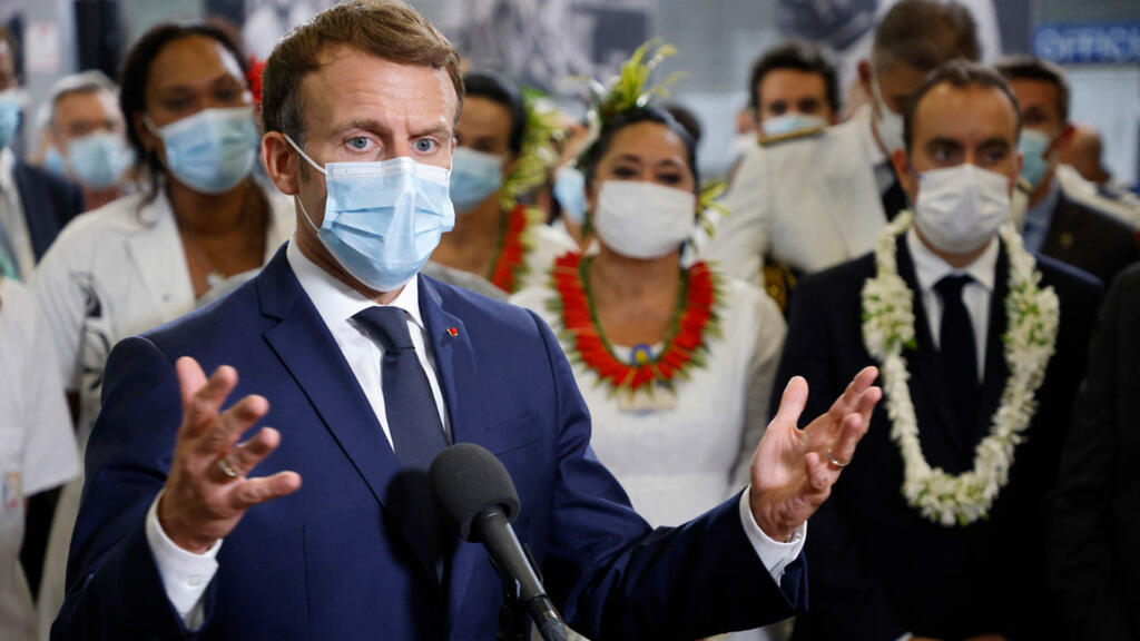 Les conséquences des essais nucléaires, un sujet délicat pour Emmanuel Macron en Polynésie