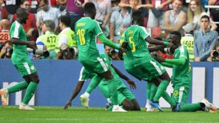 Les Sénégalais ont parfaitement su gérer leurs temps forts dans cette rencontre.