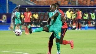 منتخب السنغال يواصل مشواره في البطولة القارية. 5 يوليو/تموز 2019.
