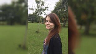 """Moscou accuse Londres de """"retenir en otage"""" Ioulia Skripal, empoisonnée avec son père le 4 mars 2018 à Salisbury."""