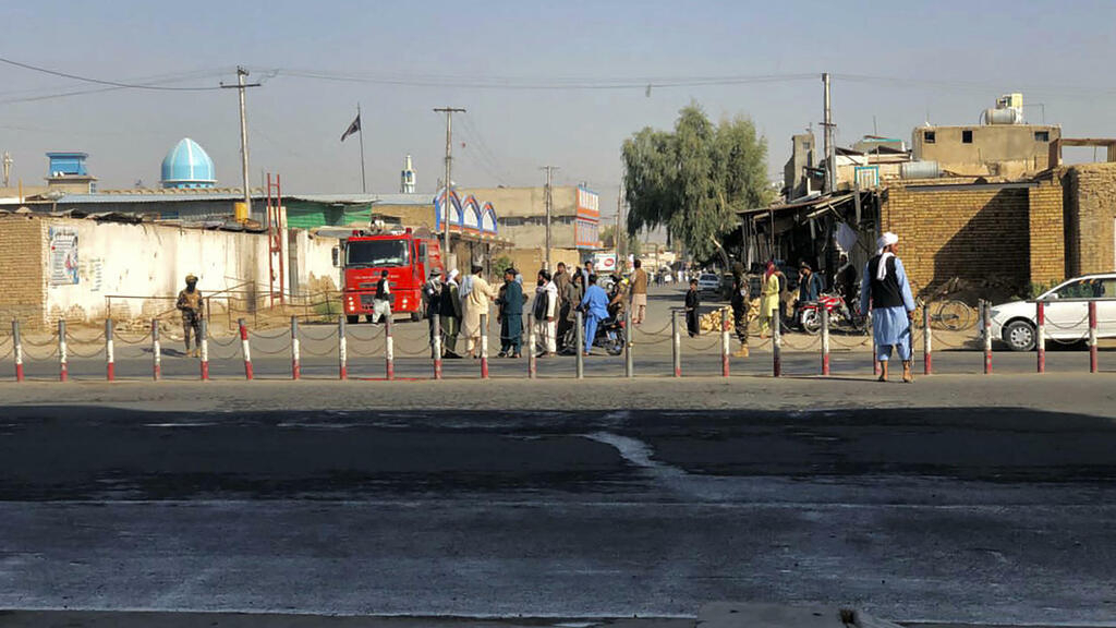 IS group claims responsibility for Kandahar mosque bombing