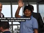 Bolivie : le bilan économique et social d'Evo Morales