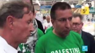 2020-06-11 18:05 La CEDH condamne la France pour violation de la liberté d'expression de militants pro-Palestine