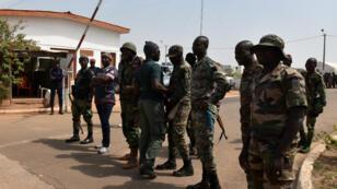 La mutinerie de soldats est partie de Bouaké.