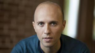 L'écrivain Moshe Sakal