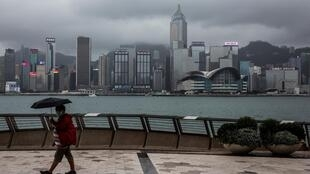 Hong Kong was shaken by massive pro-democracy protests last year, and there are fears of more unrest