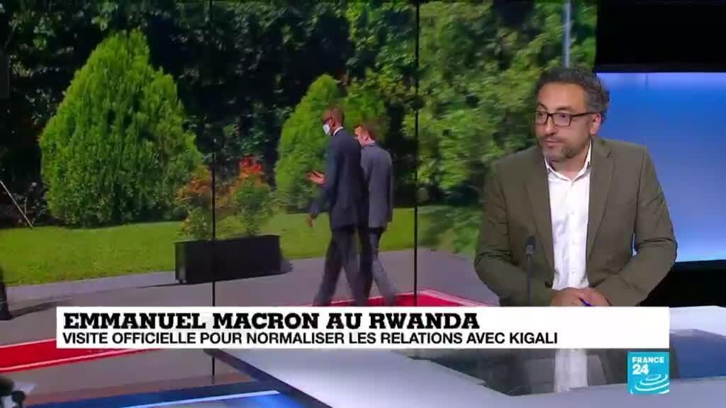 2021-05-27 10:07 Emmanuel Macron au Rwanda : cette visite sera-t-elle celle des excuses officielles ?