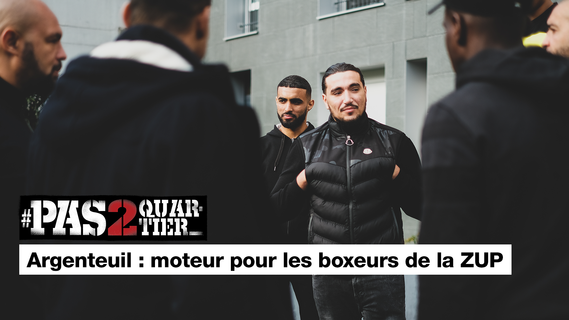Argenteuil : moteur pour les boxeurs de la ZUP
