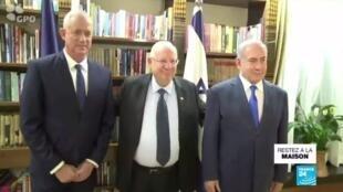 2020-04-16 13:13 Depuis plus d'un an, Israël s'enlise dans la crise politique