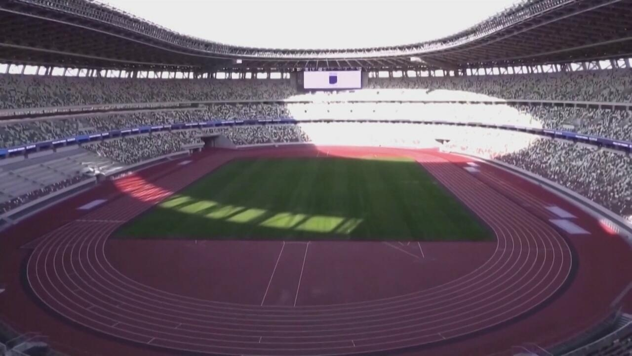 Access Asia - Japan enters final countdown to Tokyo Olympics