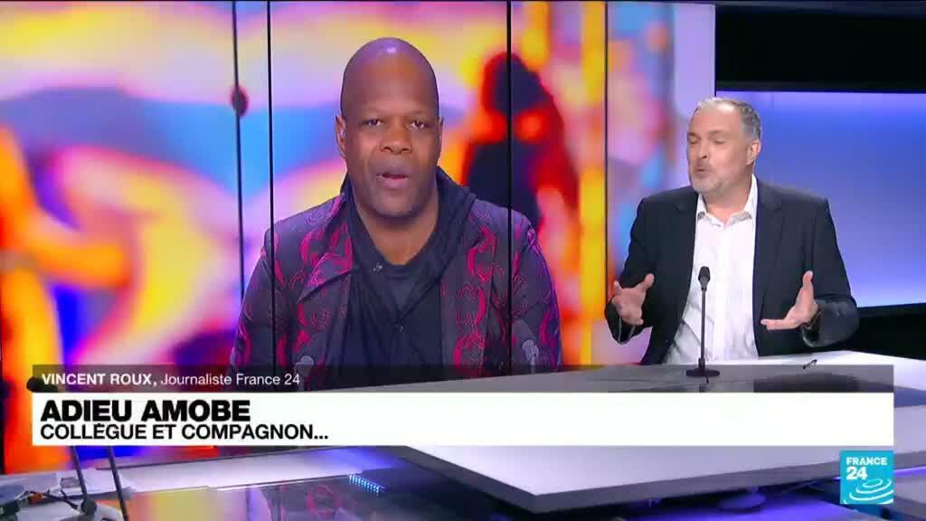 """2021-09-08 15:00 Amobé Mévégué, """"un passionné de rencontres et de découvertes"""""""