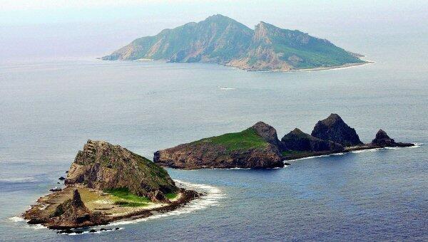 îles Senkaku-Diaoyu