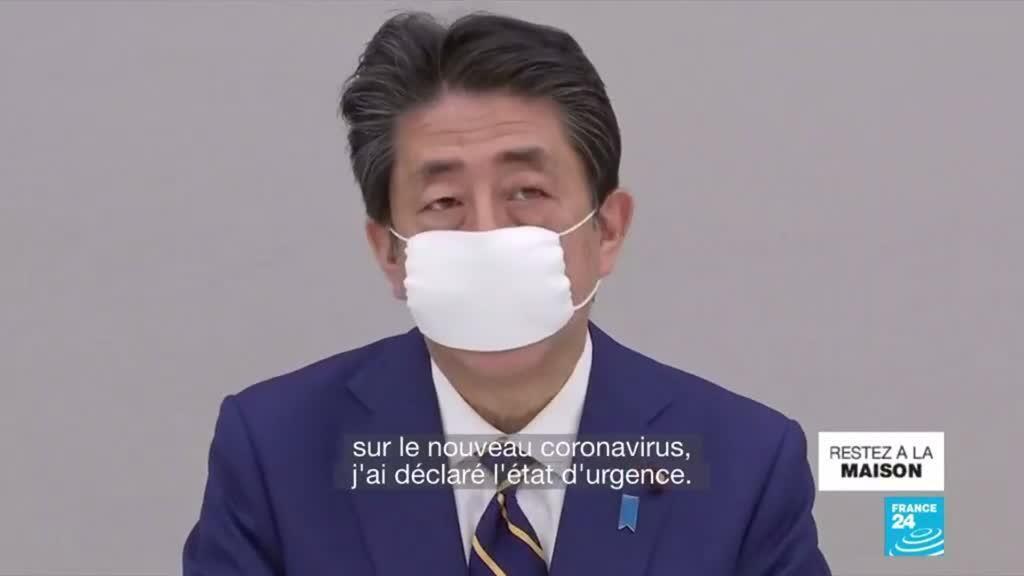 2020-04-07 13:08 Coronavirus : Au Japon, état d'urgence ne rime pas avec mesures coercitives