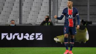 Ligue 1 PSG OM