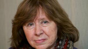 Svetlana Alexievitch bielorussie