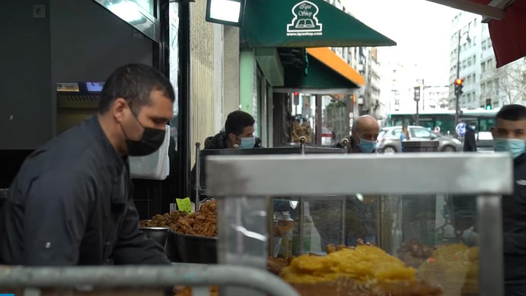 ريبورتاج 4/1: في حي بلفيل وسط باريس...تضامن أصحاب المطاعم مع المعوزين خلال شهر رمضان