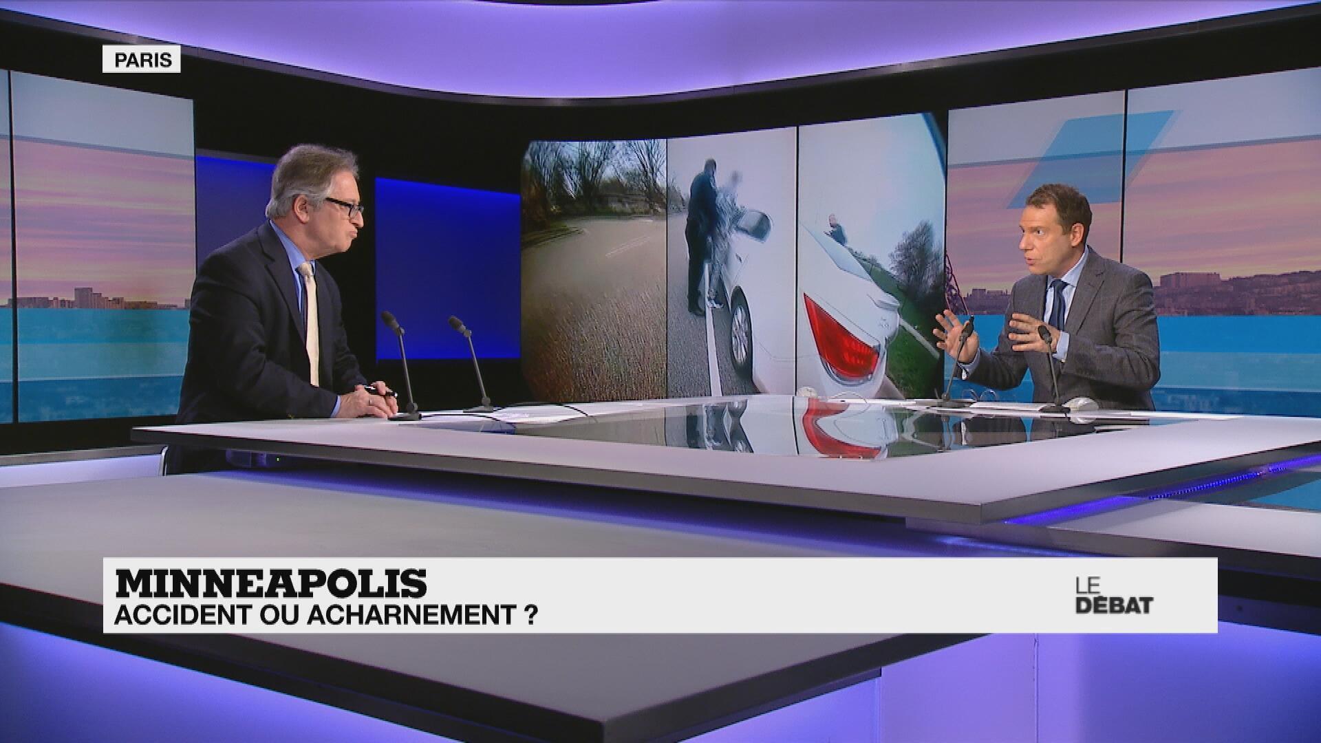 Le Débat de France 24 - mardi 13 avril 2021