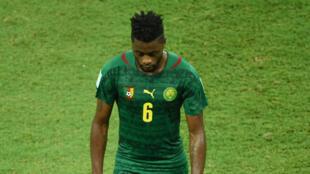 Le Camerounais Alexandre Song dit adieu à la sélection