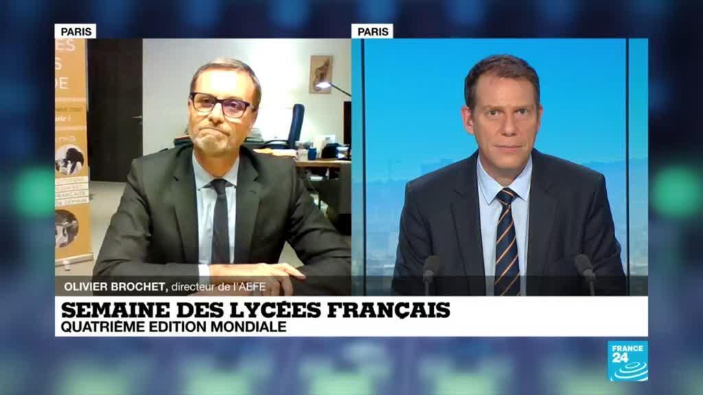 2020-12-01 18:17 Semaine des lycées français, quatrième édition mondiale