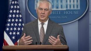 Mike Pompeo, jusque-là directeur de la CIA, a été nommé mardi Secrétaire d'État par Donald Trump.