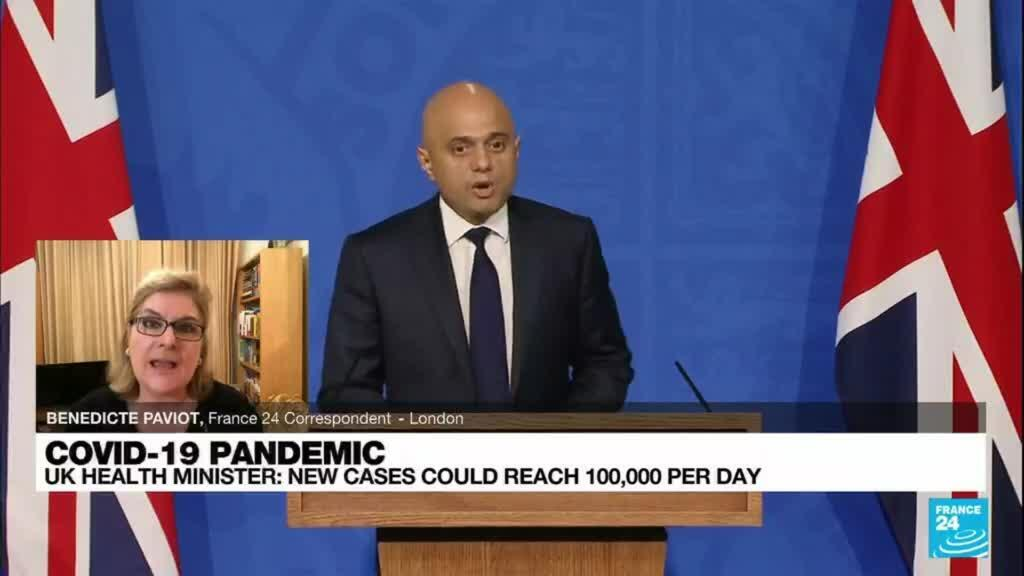 2021-10-21 08:06 UK encourages booster jabs, resists new virus restrictions