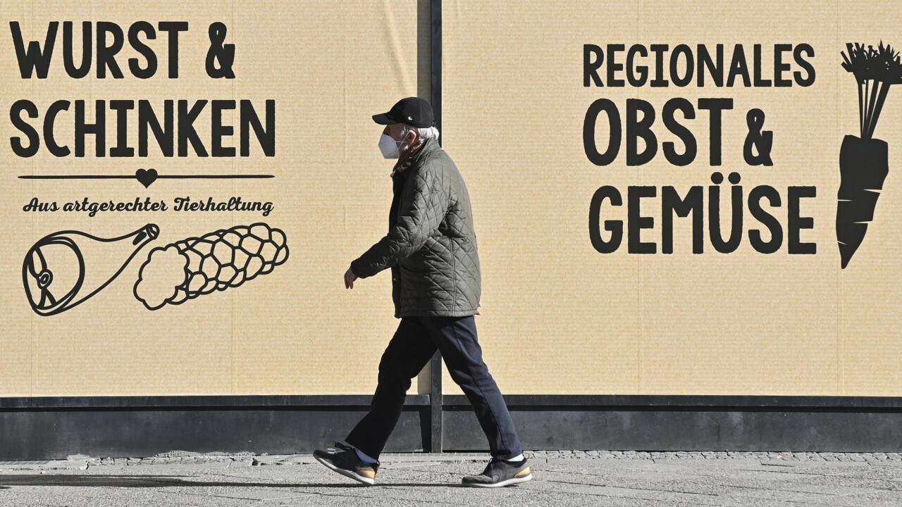 Betting on rapid tests, Germany's Merkel seeks to ease virus curbs - France 24