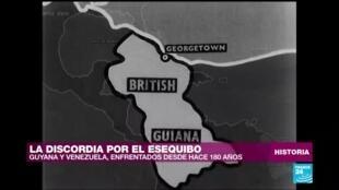 Esequibo Guyana historia