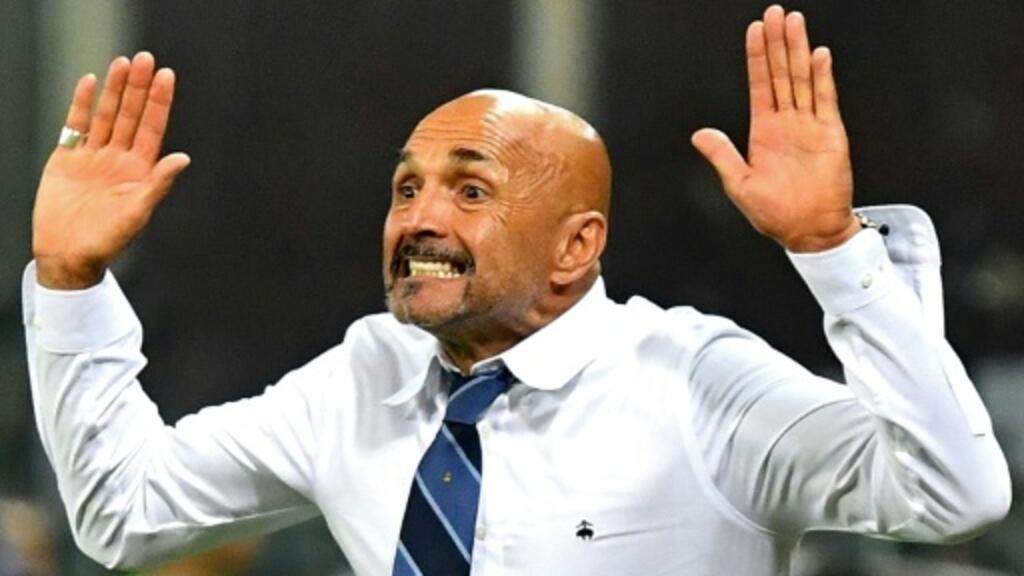 Inter's Spalletti gets ban for wild goal celebration
