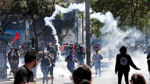 241019 chile protests