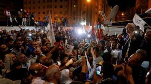 حركة النهضة ترشّح الغنوشي لرئاسة البرلمان التونسي