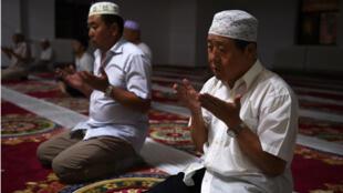 La Chine compte quelque 10 millions de musulmans ouïghours dans la région du Xinjiang.