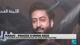 Affaire Omar Radi : première comparution du journaliste devant un juge d'instruction