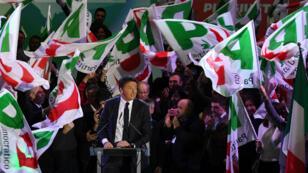 L'ancien Premier ministre Matteo Renzi a exclu, à l'issue des élections du 4 mars, toute alliance entre le Parti démocrate et le M5S.