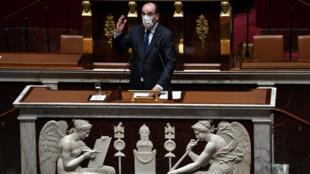 جان كاستكس رئيس الحكومة الفرنسية