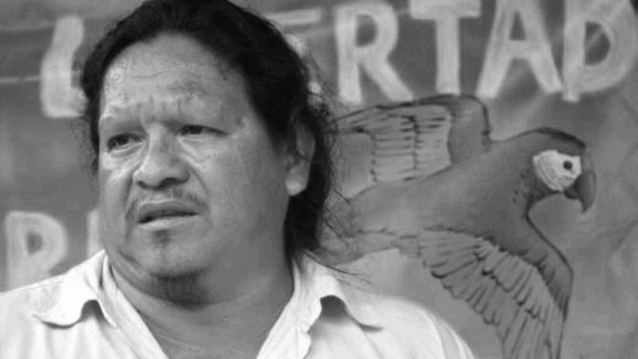 El líder indígena Sergio Rojas había alertado a las autoridades sobre amenazas en su contra.