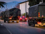 فيروس كورونا: إيطاليا تكلف الجيش بنقل الجثث من شمال البلاد لمقابر مجاورة بعد تكدسها بأفران الحرق