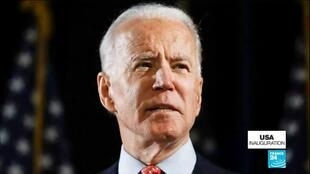 2021-01-20 15:05 Joe Biden faces multiple challenges after inauguration as 46th US President