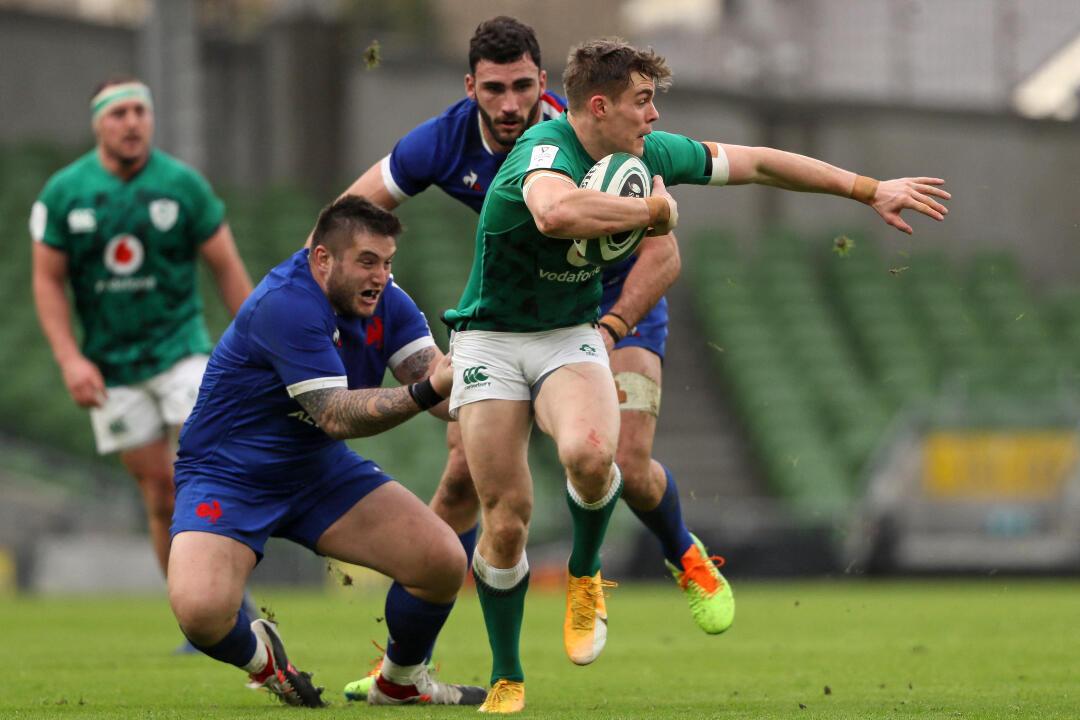 Rugby Irlande France
