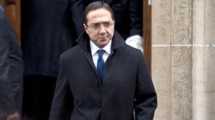 """Faouzi Lamdaoui occupait la fonction de conseiller """"égalité et diversité"""" du président de la République depuis le début du mandat de Hollande."""
