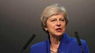 La stratégie de Theresa May sur le Brexit est contestée dans son propre camp.
